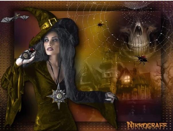 Хэллоуин повод посмеяться